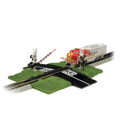 Bachmann 44879 - Crossing Gate N Scale EZ Track
