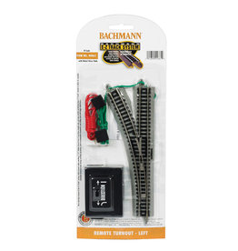 Bachmann 44861 - Remote Turnout - Left - N Scale EZ Track