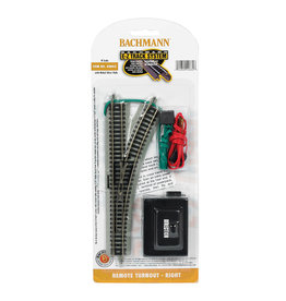 Bachmann 44862 - Remote Turnout - Right - N Scale EZ Track