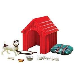 Breyer Dog House Playset