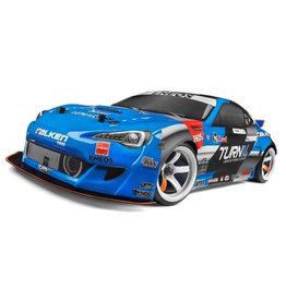 HPI RS4 Sport 3 Drift RTR - Dai Yoshihara Subaru BRZ
