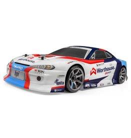 HPI RS4 Sport 3 Drift - James Deane Nissan S15