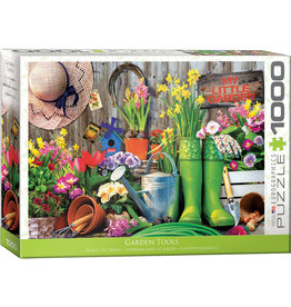 Eurographics Garden Tools - 1000 Piece Puzzle