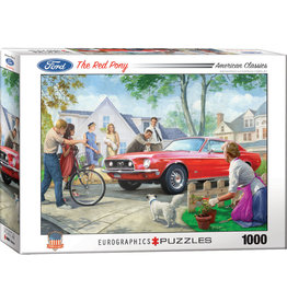 Eurographics The Red Pony - 1000 Piece Puzzle