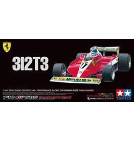 Tamiya 1/10 Ferrari 312T3 - F104W Chassis Kit
