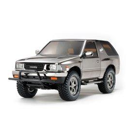 Tamiya 1/10 Isuzu Mu Type X - CC-01 Chassis Kit - Black Metallic Edition