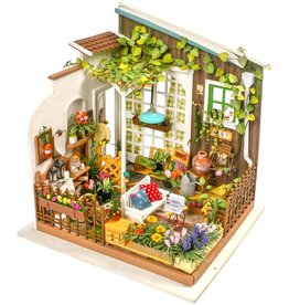 Hands Craft Miller's Garden DIY Miniature