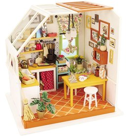 Hands Craft Jason's Kitchen DIY Miniature