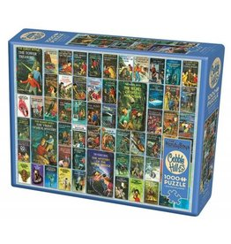Cobble Hill Hardy Boys - 1000 Piece Puzzle