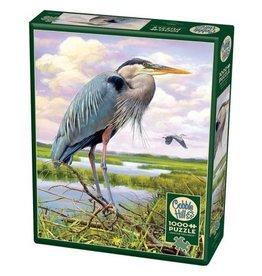 Cobble Hill Heron - 1000 Piece Puzzle