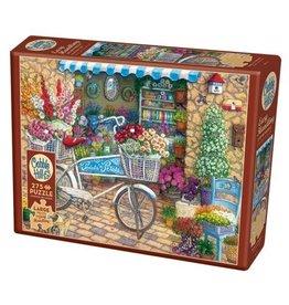 Cobble Hill Pedals 'n' Petals - 275 Piece Puzzle