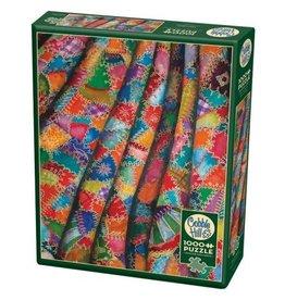 Cobble Hill Crazy Quilt - 1000 Piece Puzzle