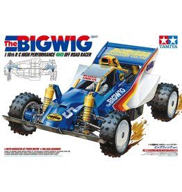 Tamiya 47330 - 1/10 The Bigwig 2017 Off Road Buggy Kit