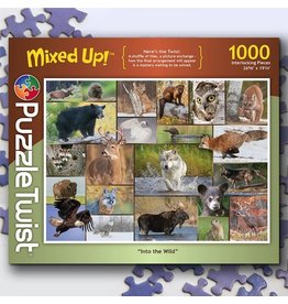 Puzzle Twist Into the Wild - 1000 Piece Puzzle