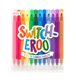 Ooly Switch-aroo! Color-Changing Markers
