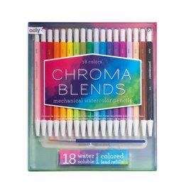 Ooly Chroma Blends Mechanical Watercolor Pencils