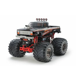 Tamiya 47432  - Super Clod Buster - Black Edition
