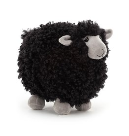 Jellycat Rolbie Black Sheep - Small