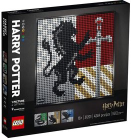 Lego 31201 - Harry Potter Hogwarts Crests