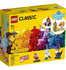 Lego 11013 - Creative Transparent Bricks
