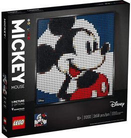 Lego 31202 - Disney's Mickey Mouse