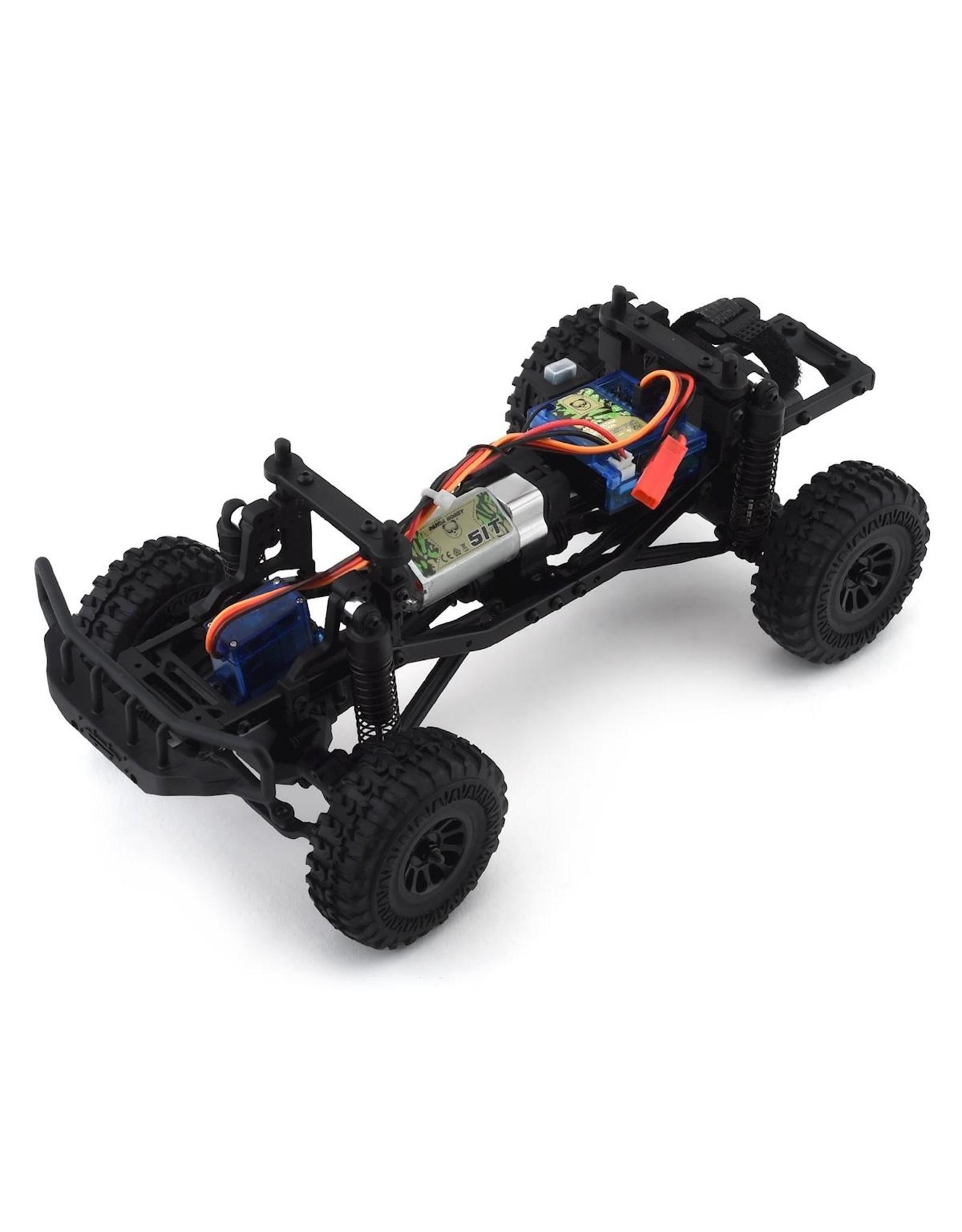 Panda 1/18 Tetra K1 RTR Mini Crawler - Maroon