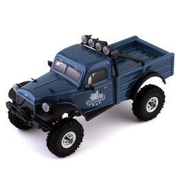 HobbyPlus 1/18 CR-18 Harvest RTR Mini Crawler - Blue