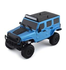Panda 1/18 Tetra X1 RTR Mini Crawler - Blue
