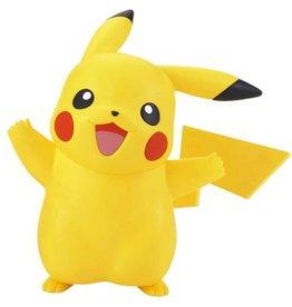 Bandai Pokemon: Pikachu Quick Kit