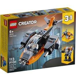 Lego 31111 - Cyber Drone