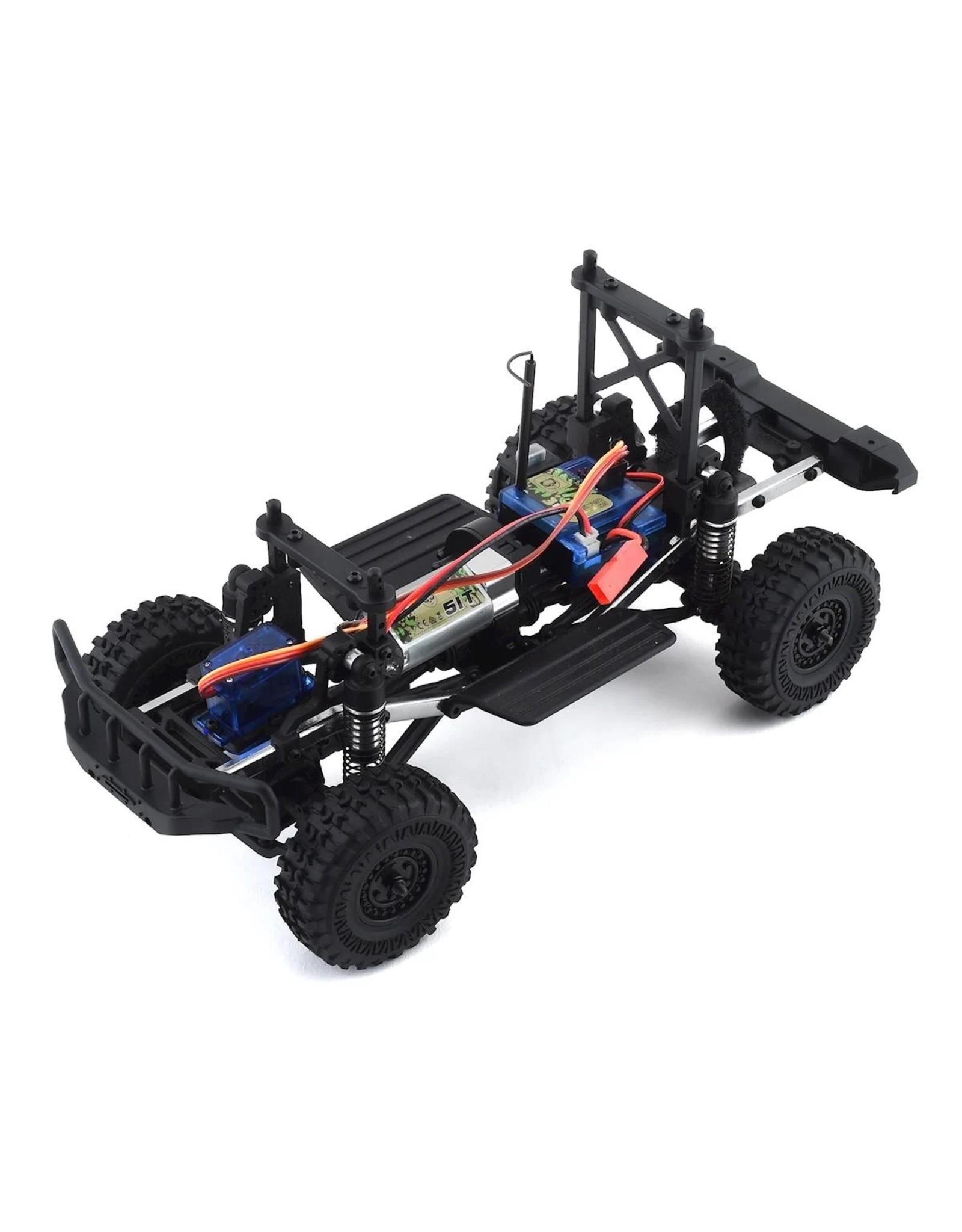 Panda 1/18 Tetra X1 RTR Mini Crawler - Orange
