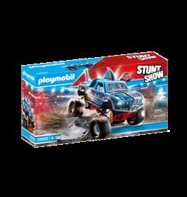 Playmobil 70550 - Stunt Show Shark Monster Truck