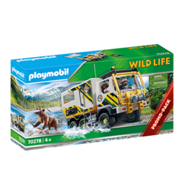 Playmobil 70278 - Outdoor Expedition Truck