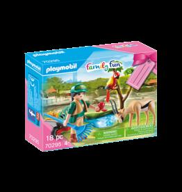 Playmobil 70295 - Zoo Gift Set