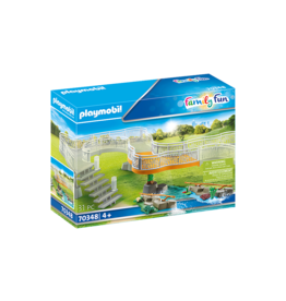 Playmobil 70348 - Zoo Viewing Platform Extension