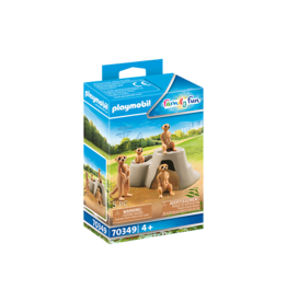 Playmobil 70349 - Meerkats