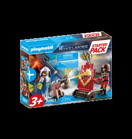 Playmobil 70503 - Starter Pack Novelmore Knights' Duel