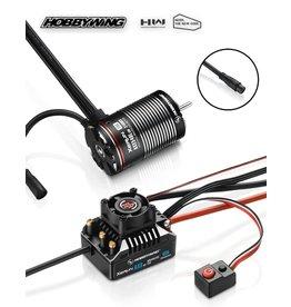 HobbyWing 38020312 - XERUN AXE 540L R2 System (2100kv Combo)