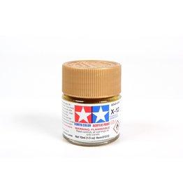 Tamiya X-12 - Gold Leaf - 10ml Acrylic