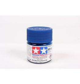 Tamiya XF-8 - Flat Blue - 10ml Acrylic