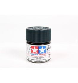 Tamiya XF-85 - Rubber Black - 10ml Acrylic