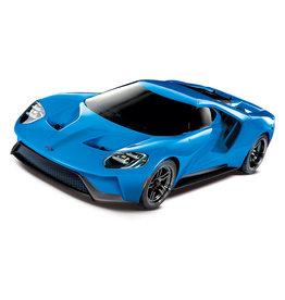 Traxxas 1/10 Ford GT 4-Tec 2.0 RTR AWD Supercar - Blue