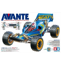 Tamiya 1/10 Avante 2011 Off-Road Buggy Kit