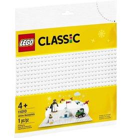 Lego 11010- White Baseplate