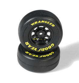"Traxxas 7378 - Goodyear Wrangler Wheel and Tire 1.9"" (2)"