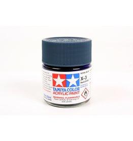 Tamiya X-3 - Royal Blue - 23ml Acrylic