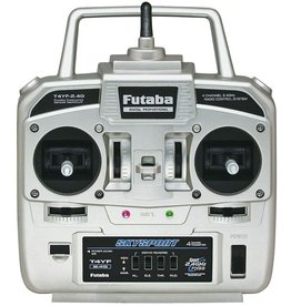 Futaba 4YF - 4 Channel 2.4G FHSS Sport Tx / R2004GF Rx