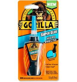 Gorilla Glue 102812 - Gorilla Super Glue Micro Precise Liquid 5.5g