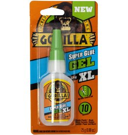 Gorilla Glue 102433 - Gorilla Super Glue Gel XL 25g