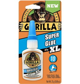 Gorilla Glue 7400202 - Gorilla Super Glue XL 25g